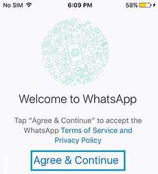 how to delete and reinstall whatsapp iphone