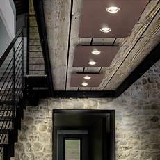 il soffitto frozen lada a soffitto di design in metallo led