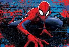 spiderman tapete fototapete tapete marvel spiderman 10587 bei