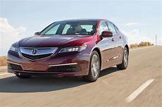 2015 acura tlx 2 4 first test motor trend