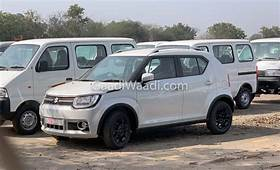 2019 Maruti Ignis Variant Wise Features Changes And Details