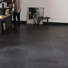 castorama carrelage sol carrelage sol noir granit 60 x 60 cm castorama