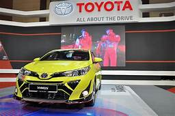 Upcoming Toyota Yaris On Display At Malaysia Autoshow 2019