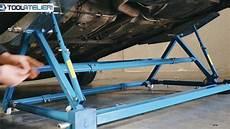 pont de voiture pont basculant mobile ajustable pour automobile ta00205