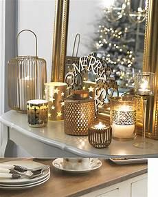 Idee Decorazioni Natale 2017 Gold Maison Du Monde 7