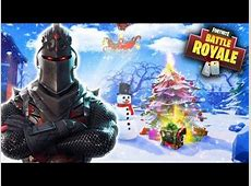 Fortnite Christmas Update   New Snowball Launcher, Skins