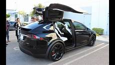Best Production Suv In The World Tesla X