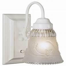 westinghouse 67531 1 light white wall light fixture elightbulbs com