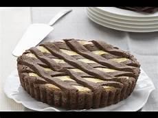 crostata ricotta e cioccolato fatto in casa da benedetta crostata con ricotta e cioccolato youtube