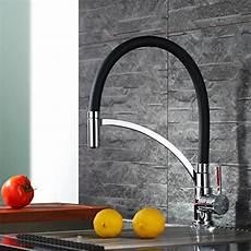 Wasserhahn Küche Schwarz - gd wasserhahn k 252 che schwarz armatur sp 252 lbecken