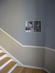 treppenaufgang wand gestalten pin auf flur