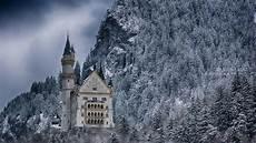 winter germany iphone wallpaper neuschwanstein castle hd wallpaper wallpaper studio 10