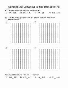 comparing decimals worksheet grade 4 7434 comparing decimal numbers worksheet 4th grade 4 nf 7 comparing decimals number worksheets