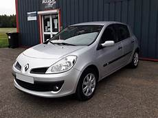 Renault Clio 3 Iii 1 5 Dci 70 Confort Pack Clim Expression
