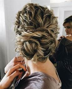 Wedding Curly Updo Hairstyles