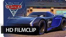 Cars 3 Evolution Filmclip Triff Jackson Jetzt