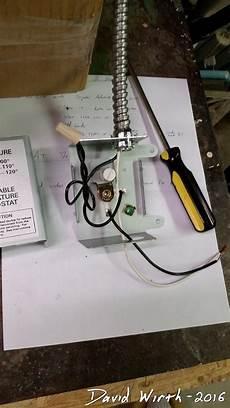 attic fan wiring attic fan install pilot switch override