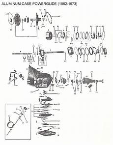 Powerglide Fatsco Transmission Parts