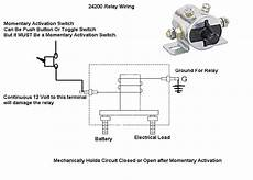12 Volt Dc Battery Disconnect Relay Continuous Duty