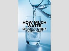 how much water should a woman drink