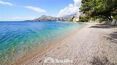 beach nemira omiš croatia youtube