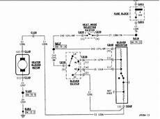95 yj blower motor diagram 95 heater fan inoperative jeep forum