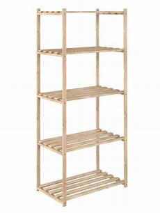 ikea scaffale legno etag 232 re en kit natura 5 tablettes 40 cm