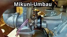 mikuni vergaser in trabant 601 einbauen
