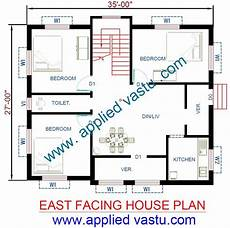 north east facing house vastu plan east facing house east facing house design vastu home