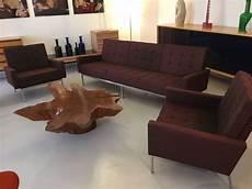 sessel für zwei florence knoll sofa und zwei sessel elastique z 252 rich