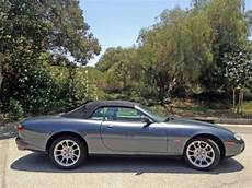 Sell Used 2001 Jaguar Xkr Convertible Supercharged Xk8 In