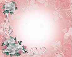 Wedding Background For Invitation