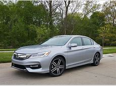 2017 Honda Accord: Accord's last V6 makes a worthy swan