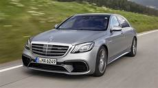 7 Things Worth Knowing About The 2018 Mercedes S Class