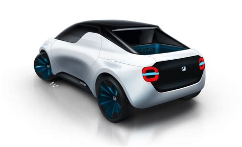 Honda Tomo Updates Urban Ev Concept For Active Lifestyles