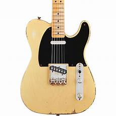 Fender Road Worn 50s Telecaster Electric Guitar