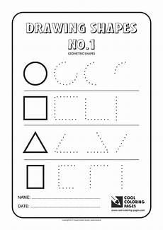 drawing shapes worksheets 1081 cool coloring pages geometric shapes cool coloring pages free educational coloring pages and