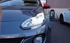 foto led umbau auto xenon led besseres licht beim fahren