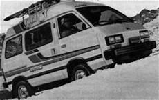 Subaru Libero Nachfolger - subaru e10 libero 1985 1994 motoren varianten news