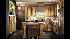 Wohnideen Aus Holz - rustikale k 252 che bietet ein stilvolles ambiente 20
