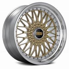 Bbs 174 Rs Wheels Gold With Dia Cut And Clear