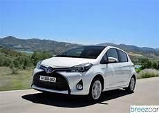 Toyota Yaris Hybrid Prix Consommations