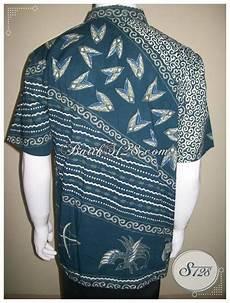 baju batik lengan pendek batik tulis corak modern kontemporer ld231t l toko batik online 2020