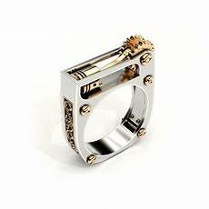 ring quot piston quot 14 к gold ring man ring ring gift