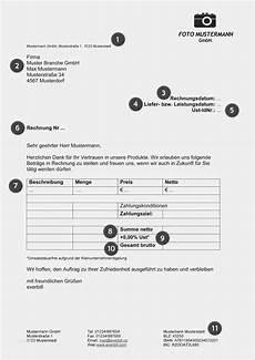 16 rechnungsvorlage freiberufler ohne umsatzsteuer