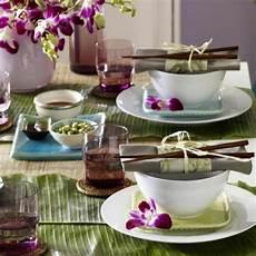 Asiatische Tischdeko Erkl 228 Rung In 40 Exotischen Ideen