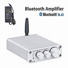 Audio Tpa3116d2 Qcc3003 Bluetooth Pcm5102 by Silver Fosi Audio Bt10a Bluetooth 5 0 Stereo Audio