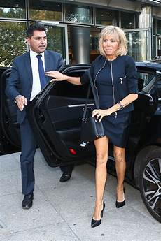 Brigitte Macron The Fashion Spot