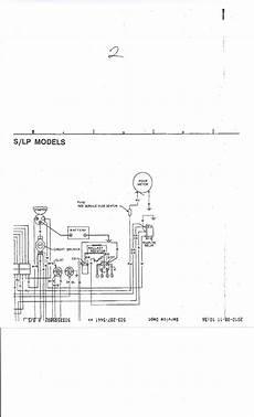 I Need A Wiring Diagram For A 1985 Cat V80e Forklift So I