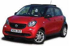 smart forfour leasing smart forfour 1 0 2015 review by car magazine